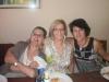 Marivi, Rosa y Tere
