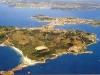 Fotografías aéreas de A Illa de Arousa