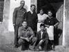 Abuelo Pancho, Abuela María, las niñeras, Cándido y Pepe
