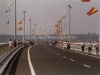 Inauguración del puente de A Illa de Arousa