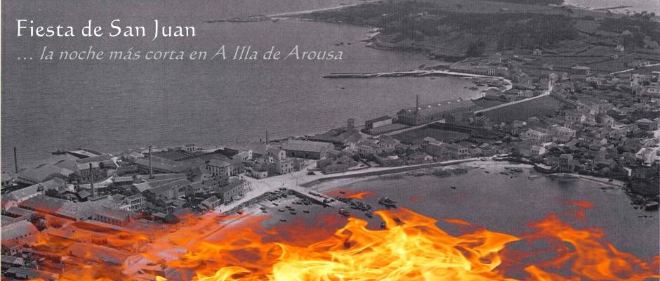 A Illa de Arousa - Fiesta de San Juan