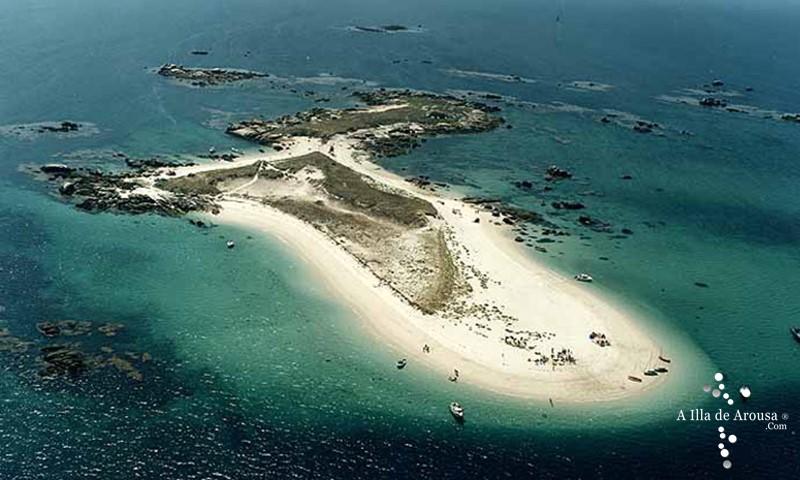 Islote de Areoso - A Illa de Arousa