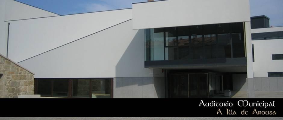 Auditorio Municipal A Illa de Arousa