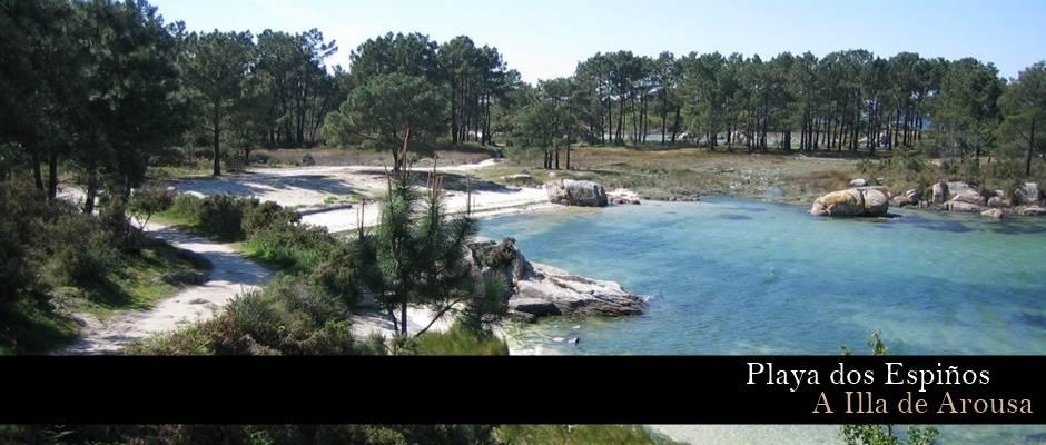 Playa dos Espinos
