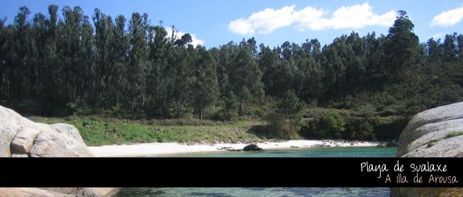 Playa de Sualaxe