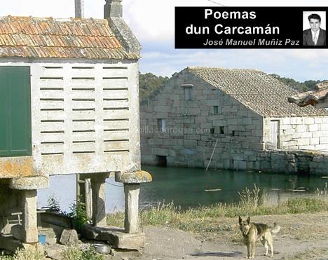 Poemas dun Carcamán - José Manuel Muñiz Paz