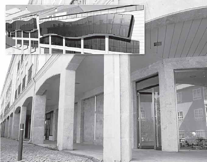 Abre el primer gran espacio comercial isla de arosa - Centre comercial la illa ...