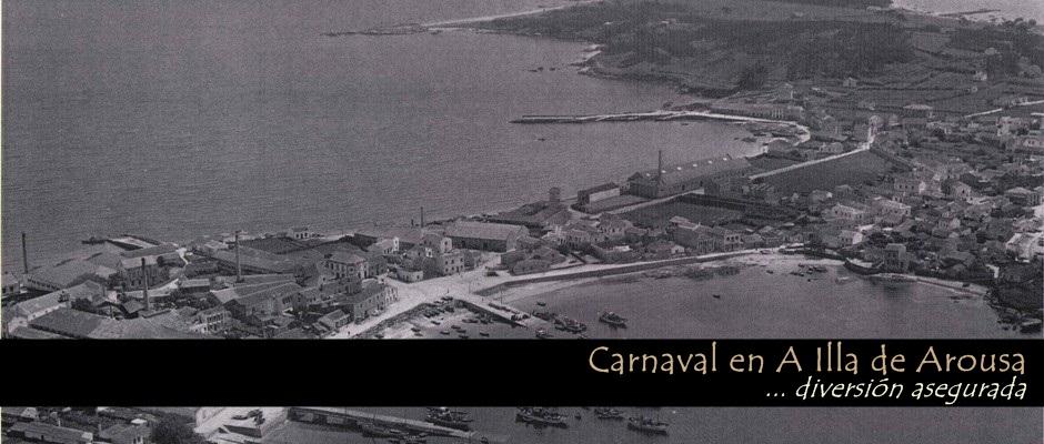 Fiestas del Carnaval en A Illa de Arousa