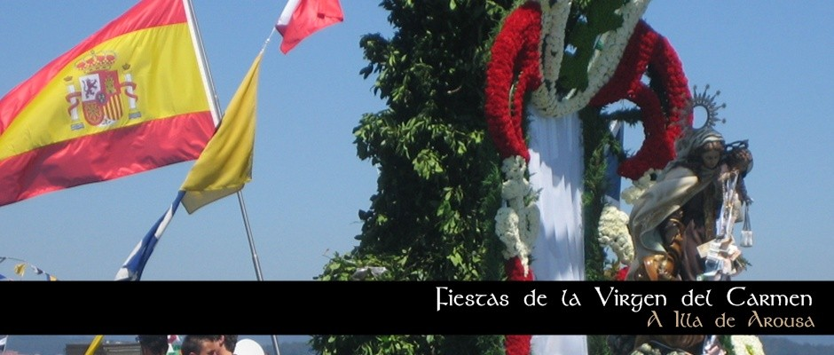 Fiestas de la Virgen del Carmen en A Illa de Arousa