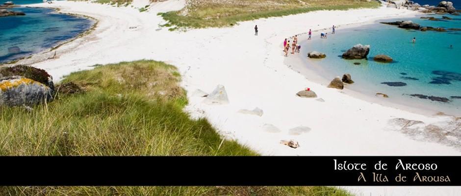 Islote de Areoso en A Illa de Arousa