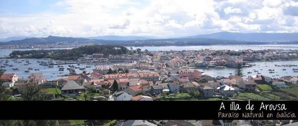A Illa de Arousa - Paraíso Natural en Galicia