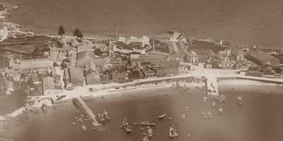 Fotografías aéreas antiguas