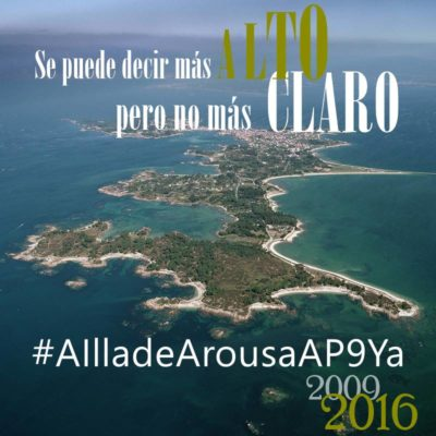 A Illa de Arousa Autopista AP9 YA