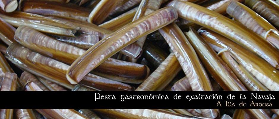 Fiesta Gastronómica de exaltación de la navaja